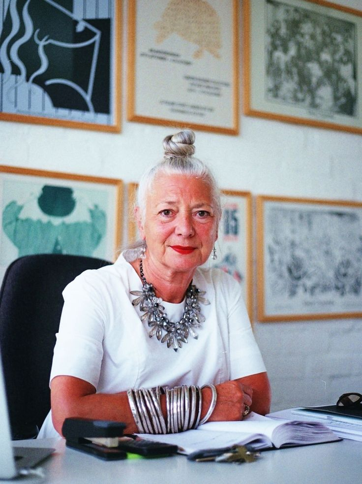Wendy Dagworthy, head of the school of fashion and textiles at the Royal College of Art