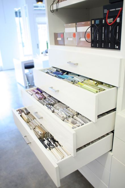 I Need These Drawers To Store My Awesome Fabric Samples