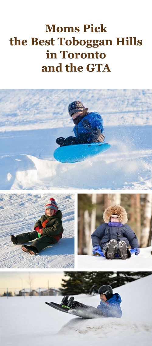 The snow may be on and off this winter, but when it's on, one of the most memorable and giggle-inducing activities you can do is to hit the hills and go tobogganing. Climbing those slopes is a great workout, it's low-cost fun, and the kids love it when we join in. Get out there and sled the sillies out! Just make sure the little ones have helmets.