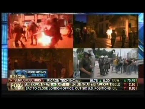 Dept Homeland Security Preparing For Riots On Nov 1 2013 -You Won't Believe Why? - Cavuto10/29