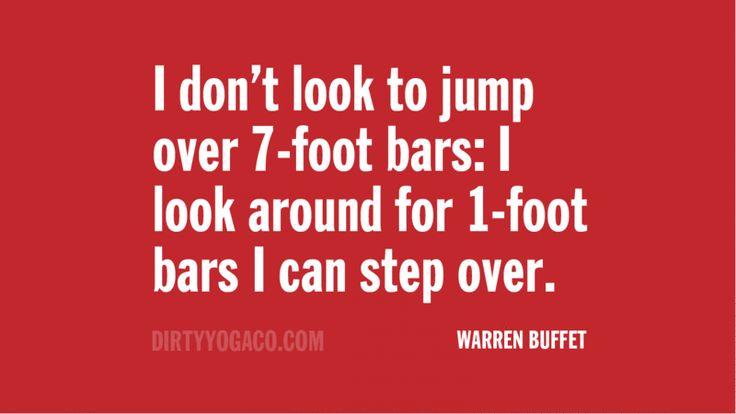 Warren Buffet   DY168 #quotes