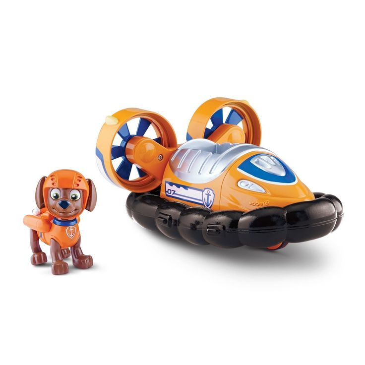TAKEN Paw Patrol Zuma Basic Vehicle £16