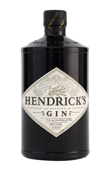 Hendrick's Gin --- This is my favorite brand. Do I pin this under great packaging or great booze?! A pinner's dilemma!