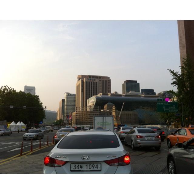 Seoul New cityhall