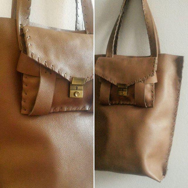 Due borse 1 anima#shopper#handmade#madeiniyaly