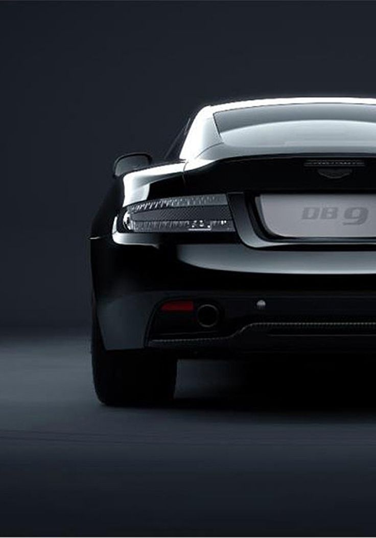 Aston Martin DB9 Carbon Edition