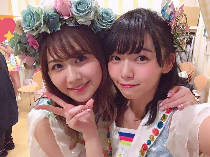 高畑結希(SKE48): ゆうかたんにゃんお姉さんに 野々垣たんにゃんお姉さんに。。。 もしかしたら私も まだあり得る、かも?😆🐈ハイ! すみれさんと一緒に公演に 出れるのもあと少し。 たくさん吸収したいです! 改めまして、 おめでとうございました☺️ #佐藤すみれ生誕祭 https://twitter.com/takahatayuki718/status/938770064832061440