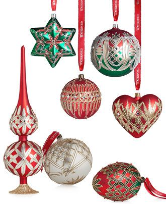 Waterford 2014 Christmas Ornament, Holiday Heirloom Collection - Christmas Ornaments - Holiday Lane - Macy's