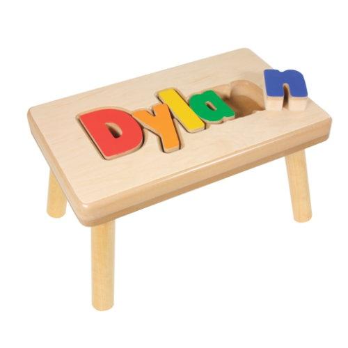 Personalized Puzzle Stool Bundle Of Joy Pinterest