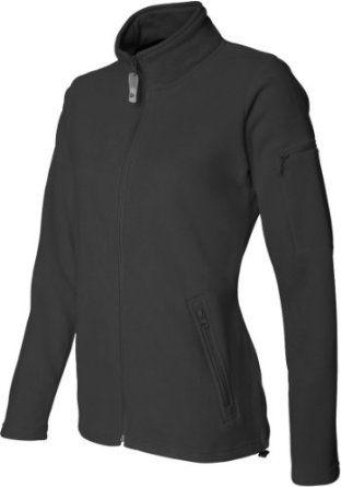 Colorado Clothing - Ladies' Eco Microfleece Jacket 0493 - Large - Black Colorado. $42.00