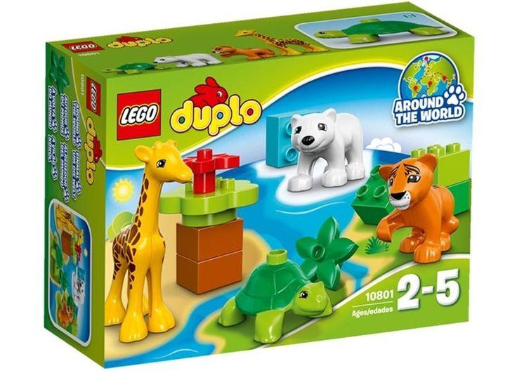 LEGO - LEGO DUPLO, Pui de animale - 01.04.17