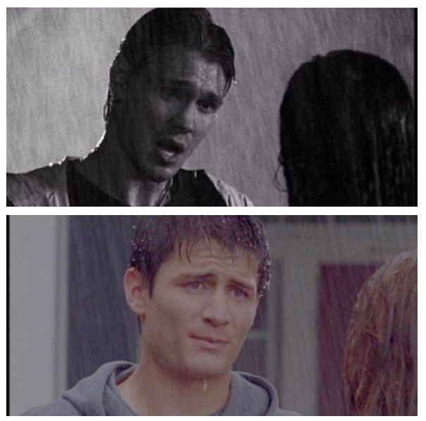 """""""Even if I catch ammonia"""" Scott brothers proclaiming their love one tree hill season 1&3"""