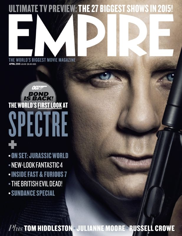 Empire Releases Two New Covers Featuring 'Spectre' — Latino-Review.com