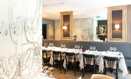 Restaurant Le Central Brasserie Lyon Part-Dieu : Dîner haut de gamme au Central Brasserie