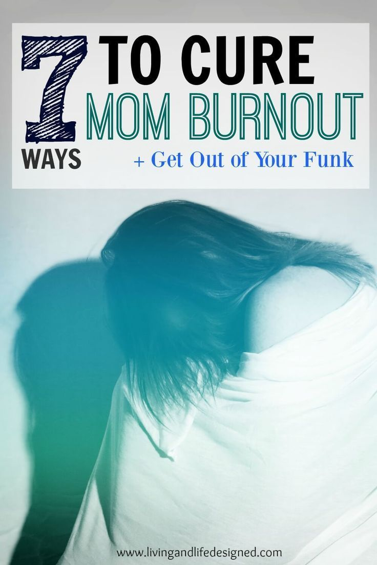 I seriously needed to read this after my week. Practical tips on how to get out of my Mom funk. This Mom Burnout stuff is no joke!