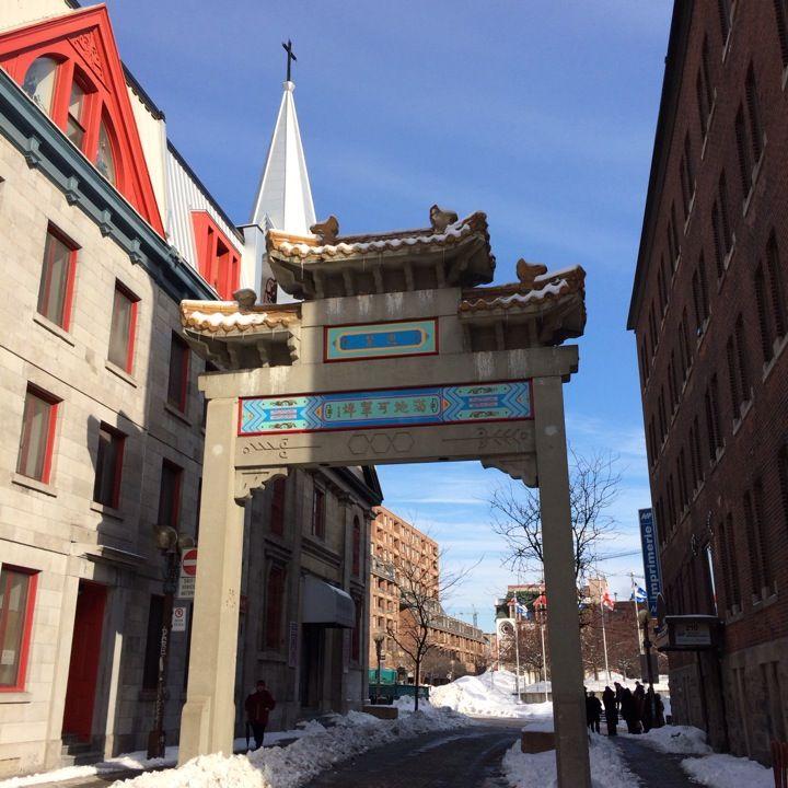 Quartier Chinois / Chinatown