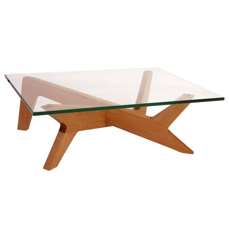 Replica Matthew Hilton Cross Coffee Table by Matthew Hilton - Matt Blatt