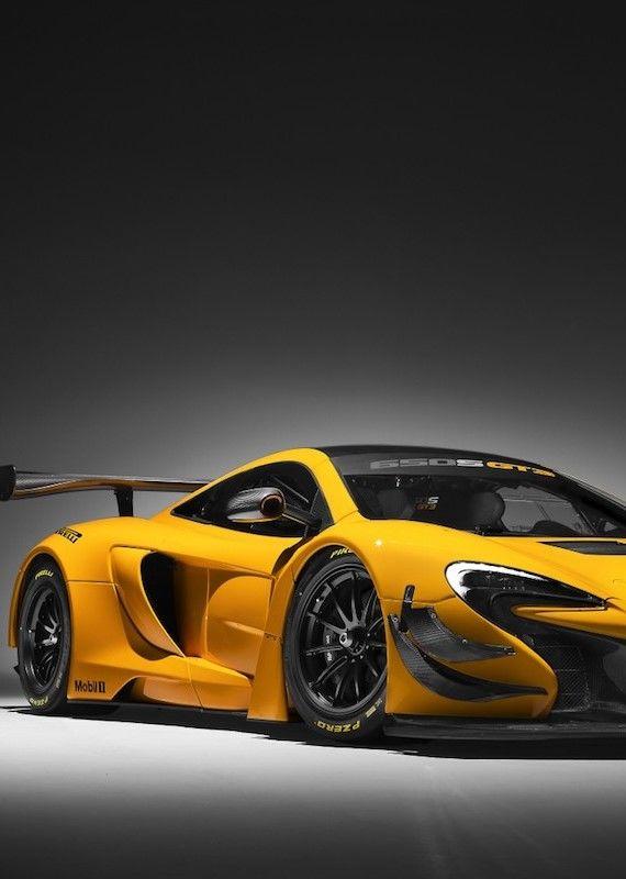 McLaren 650S GT3 Heads to the Geneva Motor Show