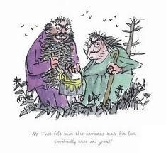 quentin blake - the twits