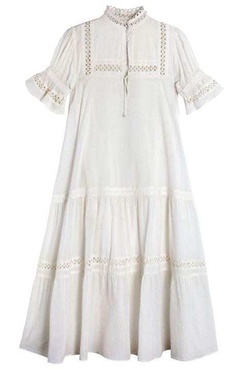 The best little white dresses