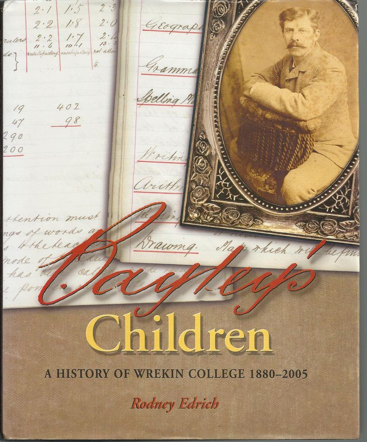 Bayley's Children: A History of Wrekin College 1880-2005 Bayley's Children is a highly readable celebration of Wrekin College's 125 year transition from Victorian board-cum-public school to twenty-first century success story, through an entertaining, well-researched narrative and many recently discovered photographs. No one is better placed to tell this story than Dr Rodney Edrich, historian and long-serving member of staff.