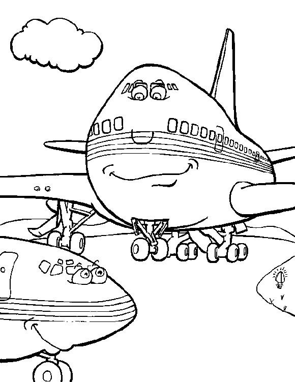 find this pin and more on vliegtuig kleurplaten by mjploegerkopper airplane 999 coloring pages
