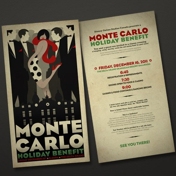 Monte Carlo Christmas Party