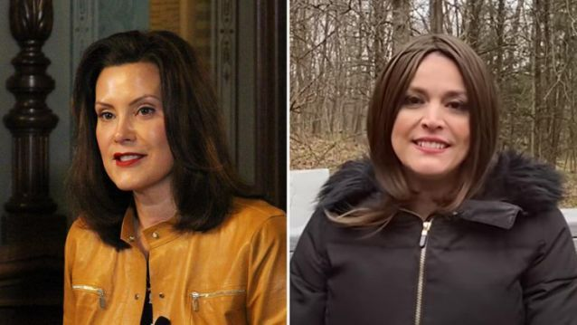 Gov Gretchen Whitmer Mails Snl Star Cecily Strong Michigan Beer In Care Package In 2020 Michigan Beer Care Package Snl Skits