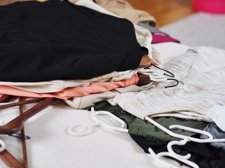 Jak uporządkować szafę i odpowiednio zadbać o ubrania