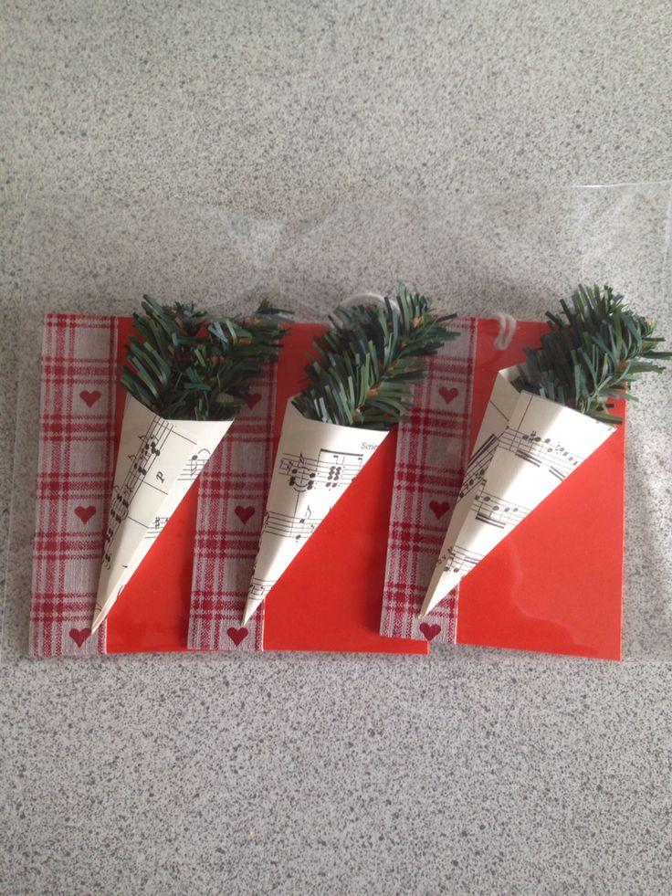 Til og fra kort til julegaverne