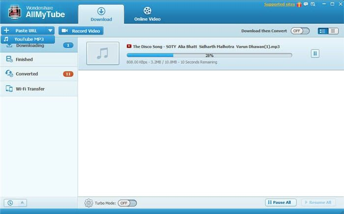 A Step By Step Tutorial For How To Use Allmytube For Dengan