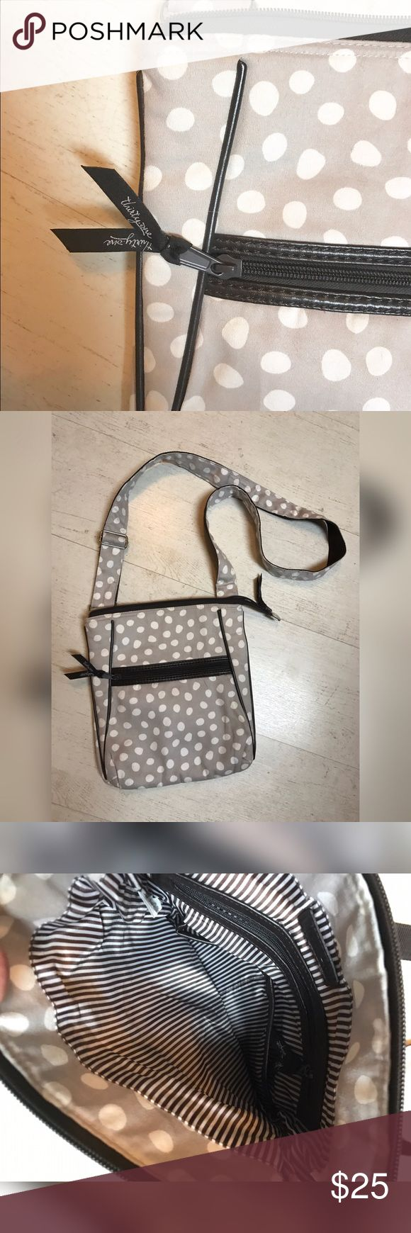 Thirty One Organizing Utility Tote Thirty One Crossbody Tote in excellent condition!  Very cute!! Thirty One Bags