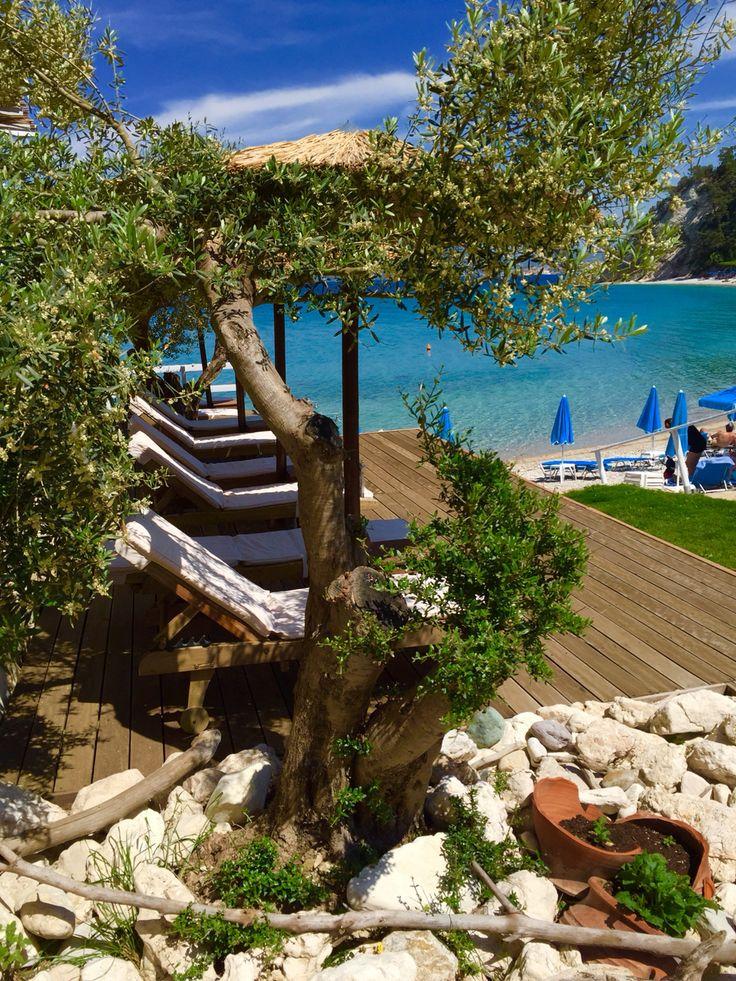Navagos beach Greece samos island