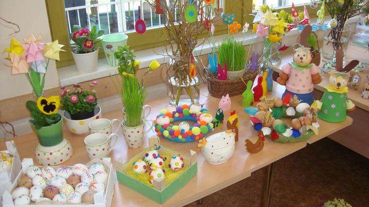"""Velikonoční výstava 2014 - Výstava se konala tradičně ve Vinořském Infocentru """"Na Rychtě"""" od 3. do 5. března 2014 ( DIY, Hobby, Crafts, Homemade, Handmade, Creative, Ideas)"""