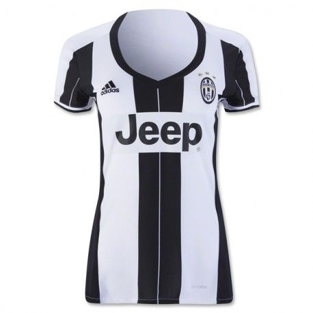Camiseta del Juventus para Mujer Home 2016 2017