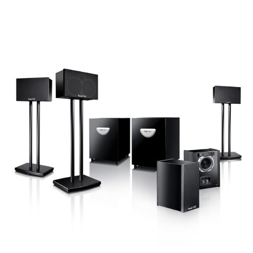 """Teufel System 5 THX Select 2 Certified """"5.2 Cinema Set"""" : A real Home Cinema and… Teufel System 5 THX Select 2 Certified """"5.2 Cinema Set"""" : A real Home Cinema and Music Powerhouse – wenge – Quality product from Germany – <a href="""