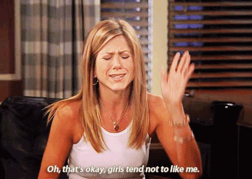 Pin for Later: 55 Times You Wanted to Be Part of the Friends Crew When Rachel Fully Embraces Who She Is