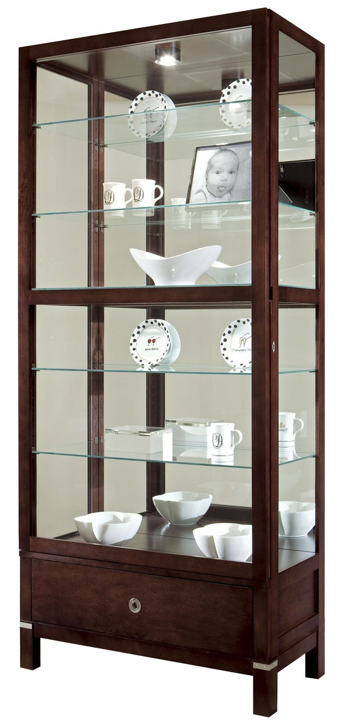 304 best Curio Cabinets and Display images on Pinterest | Bedroom ...