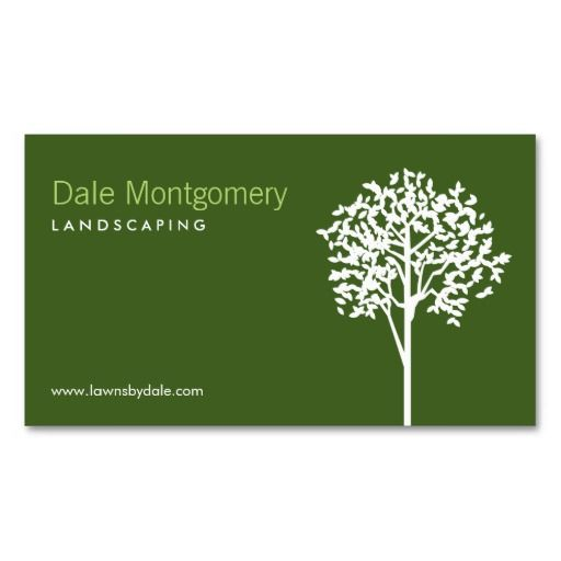 93 best Lawn Care Landscaping Business Cards Ideas images on