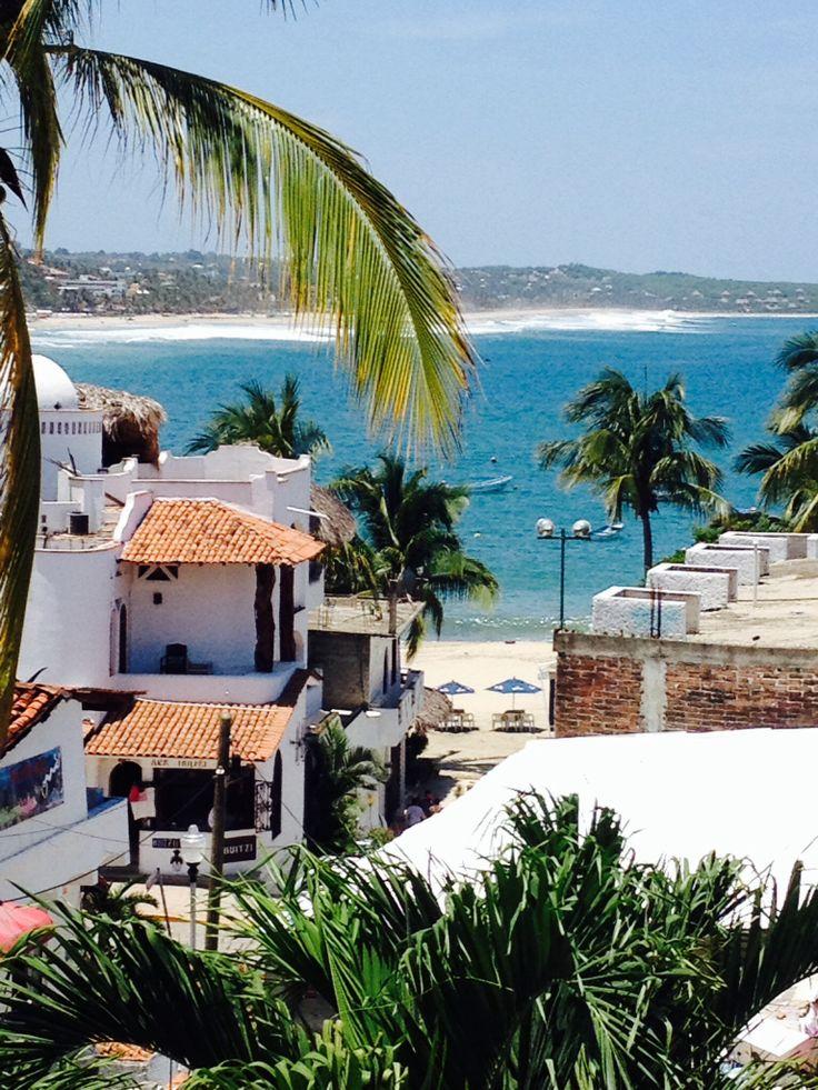 Puerto Escondido, Oaxaca ❤️                                                                                                                                                                                 Más