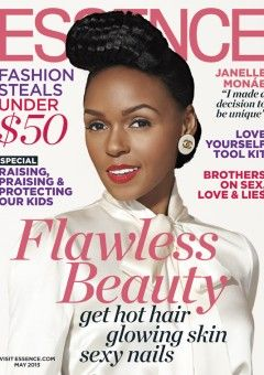 Janelle Monáe Graces May Cover of ESSENCE.