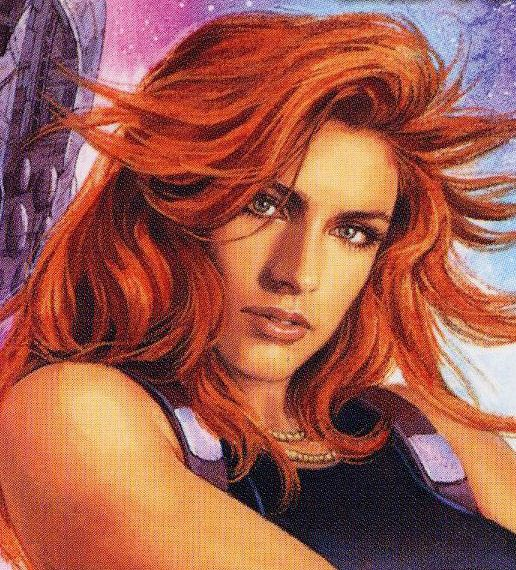 Star Wars Mara jade | Mara Jade Skywalker