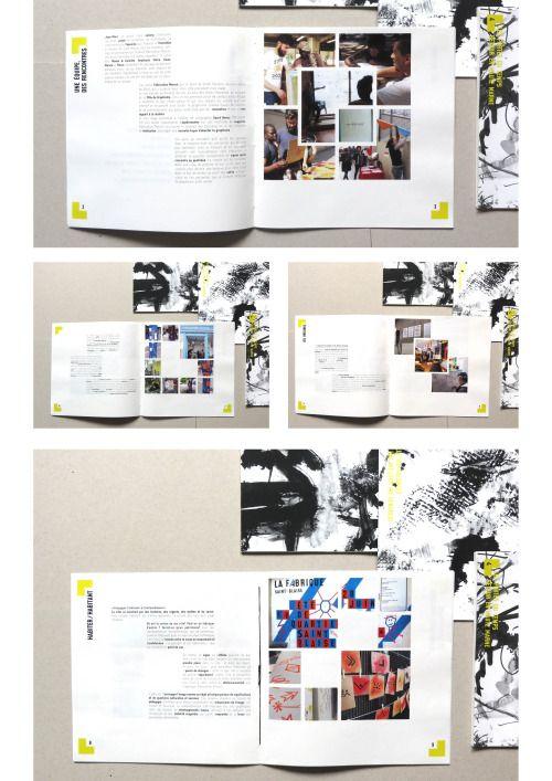 Fabrication Maison Rapport du stage que j'ai effectué à l'atelier de graphisme…