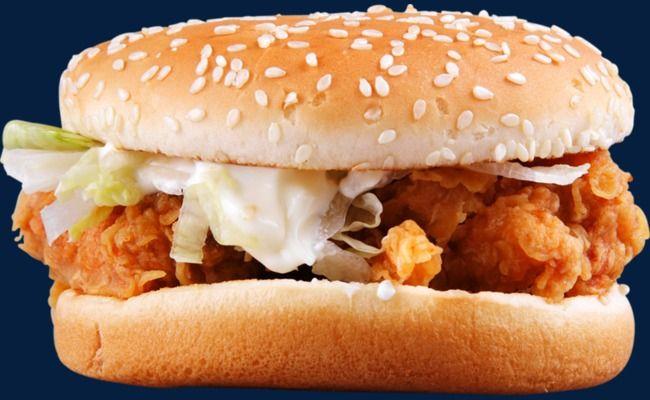 Chicken Sandwich Club Sandwich Bacon Hamburger Crispy Fried Chicken Burger And Sandwich Png Crispy Fried Chicken Club Sandwich Chicken Sandwich