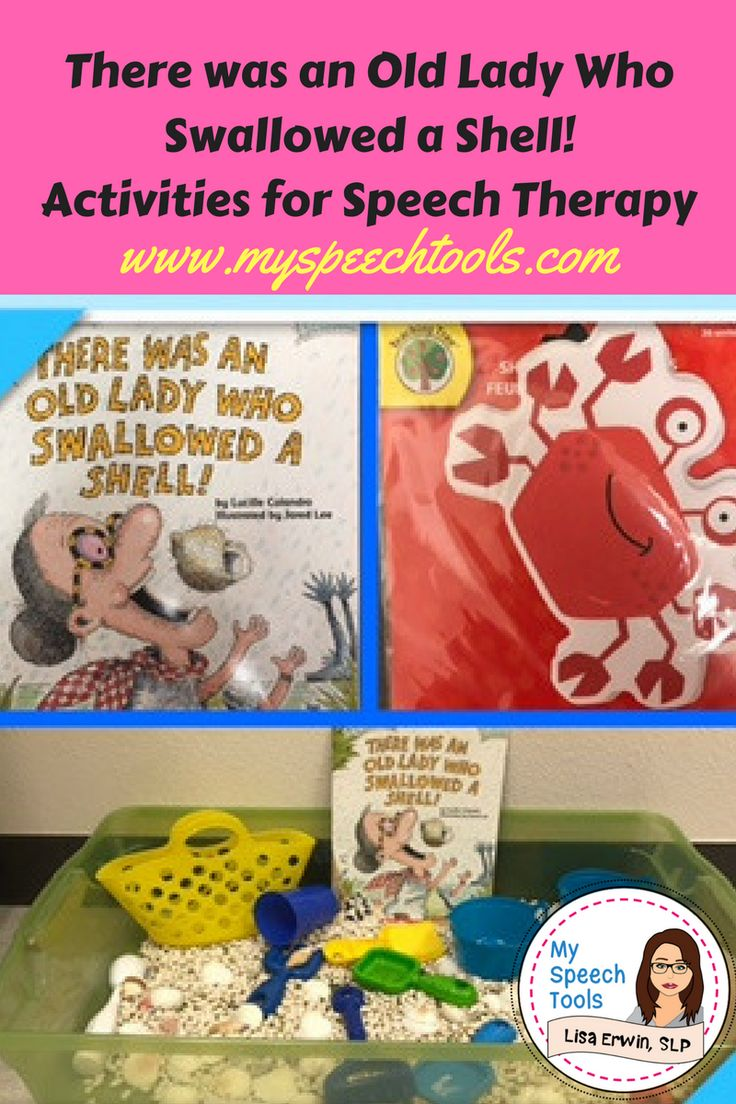 Literacy and Language Book Companion and Ideas for There was an Old Lady Who Swallowed a Shell!