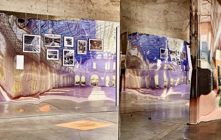 INTERIOR en Madrid: los 12 espacios interiores recreados en Pabellón de España en XIV Bienal de Venecia
