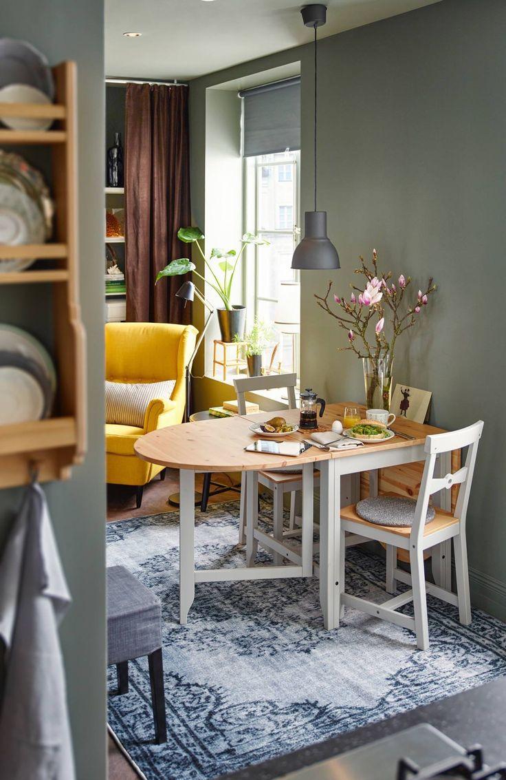Las 25 mejores ideas sobre mesas plegables comedor en for Mesa plegable terraza ikea