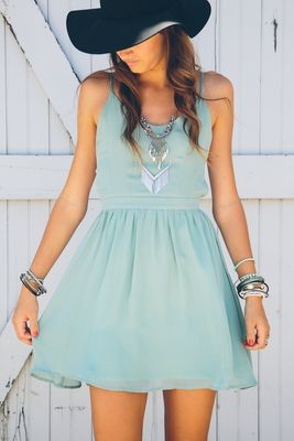 Forget Me Not Dress | Nectar Clothing