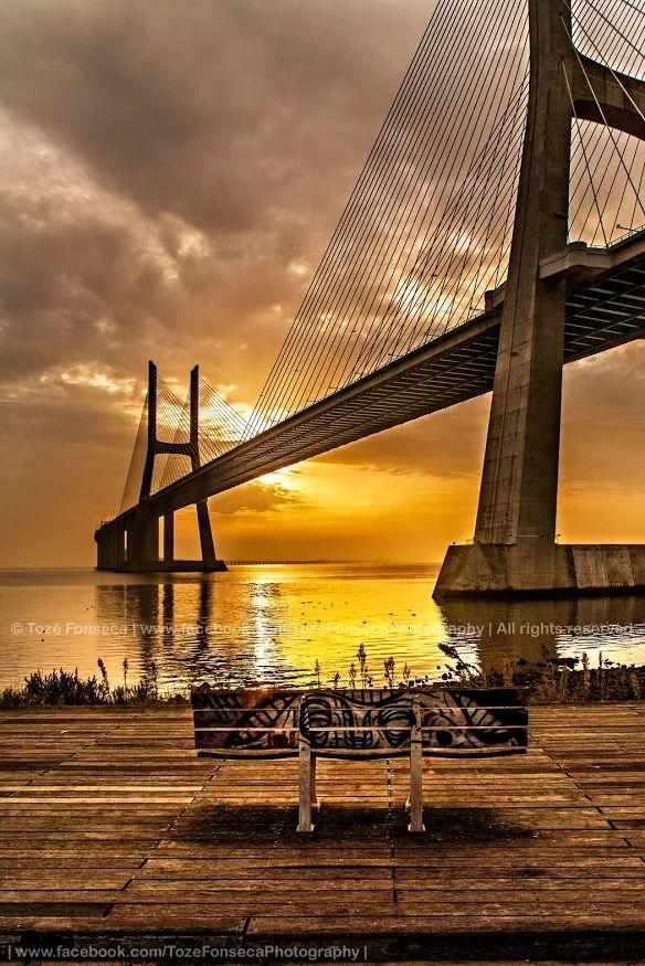 Ponte Vasco da Gama,Lisboa,Portugal