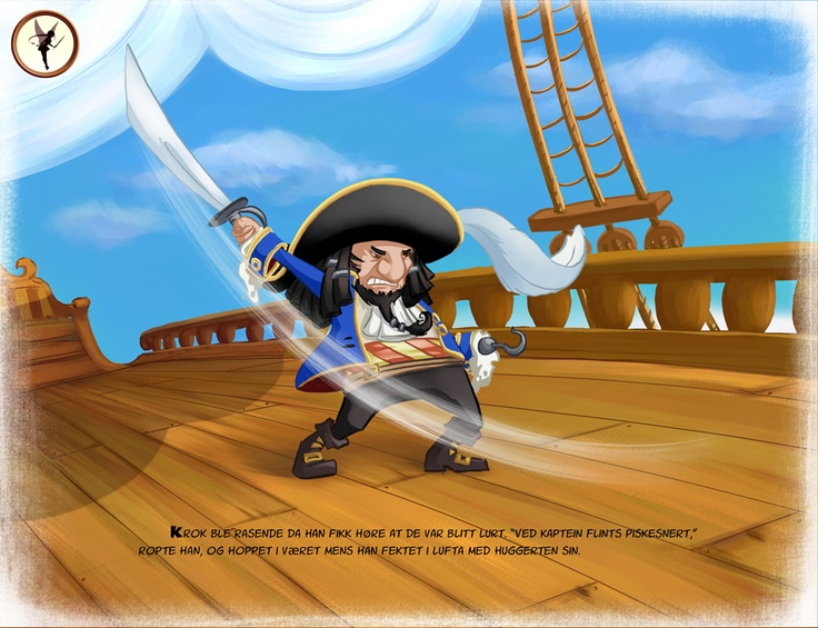 Peter Pan in Never Land #fairytale    What do you think of our newest app?